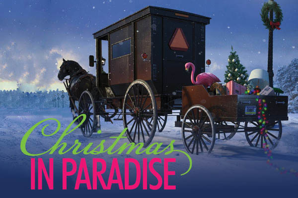 Christmas in Paradise Musical