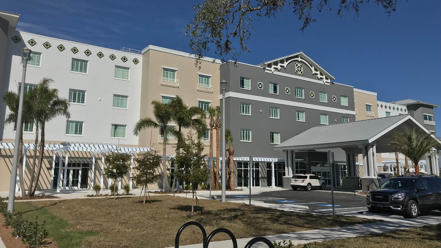 A new hotel in Sarasota